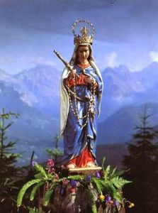 """III Róża """"Matki Bożej Jaworzyńskiej"""""""