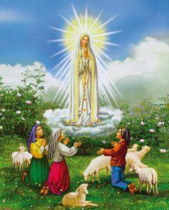 """II Róża """"Matki Bożej Fatimskiej"""""""